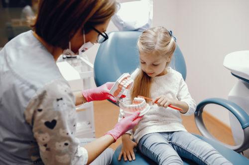Pediatric dentist manassas va