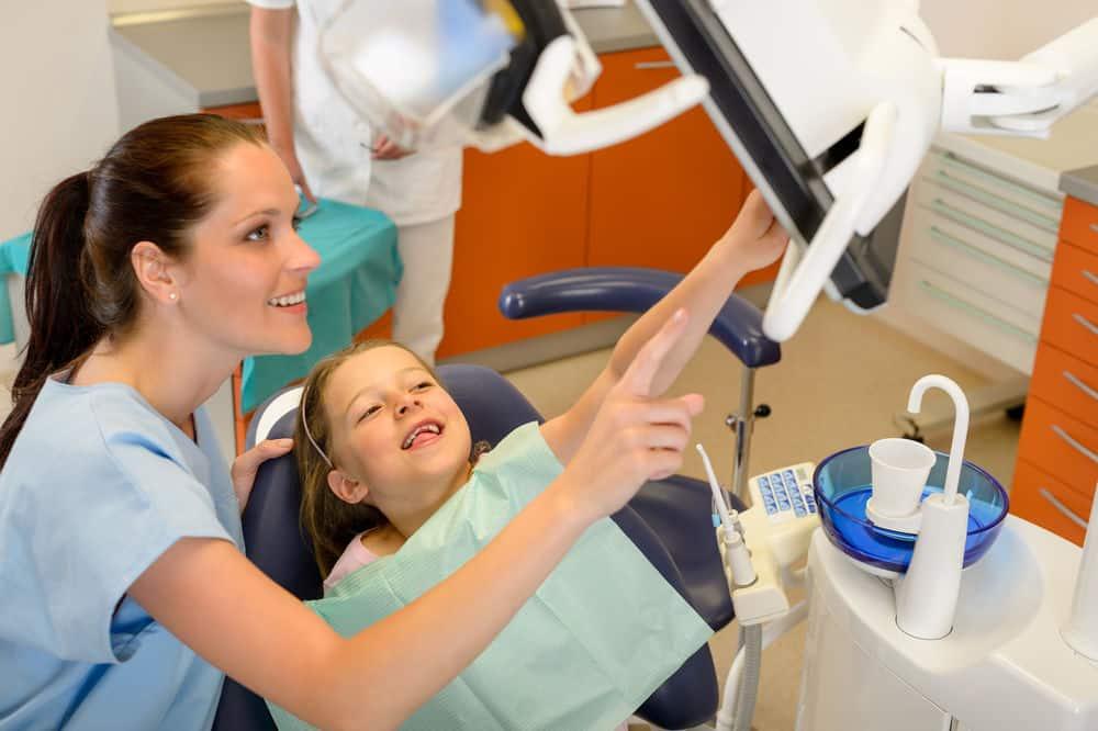 child with child dentist manassas va